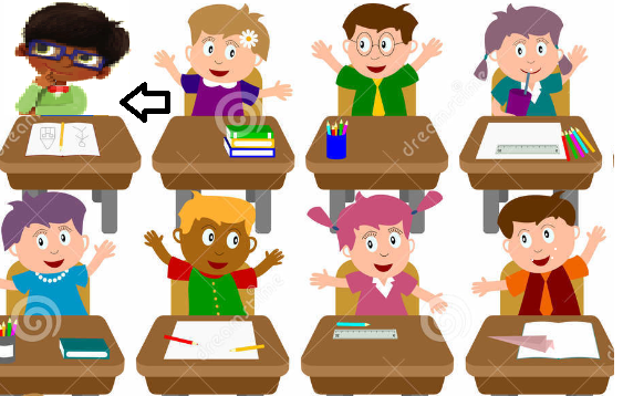 Classroom Switch:  The User is shown a classroom(4X4 Grid) of students and one student is highlighted.The lights go out in the classroom and all of the studentsswitch seats. It's up to the User to channel Seemore's insight to find out where the highlighted student has gone.