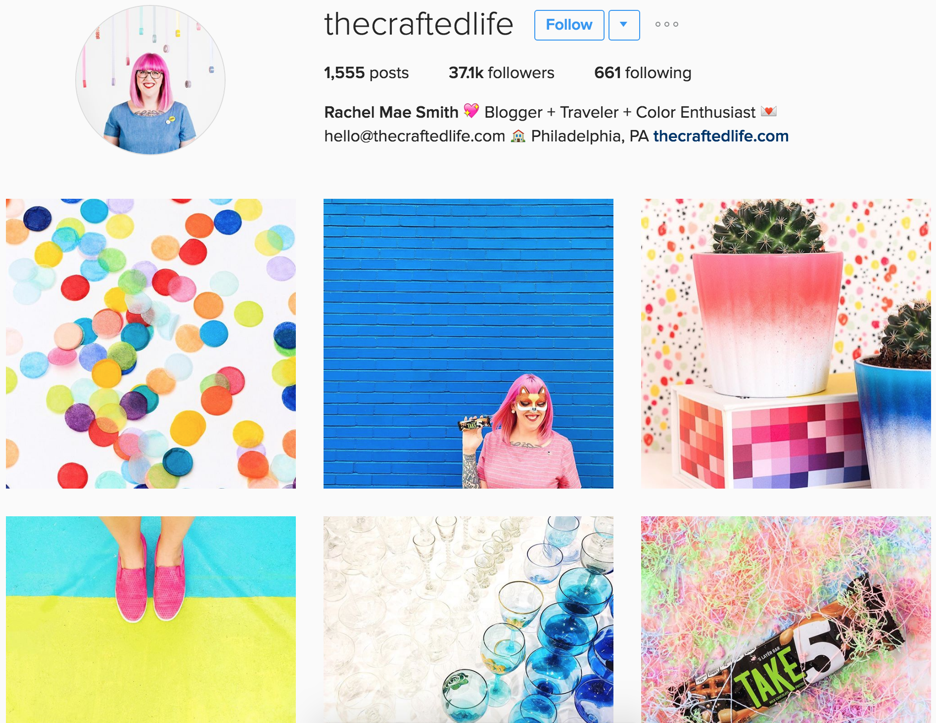 creative entrepreneurs to follow on instagram