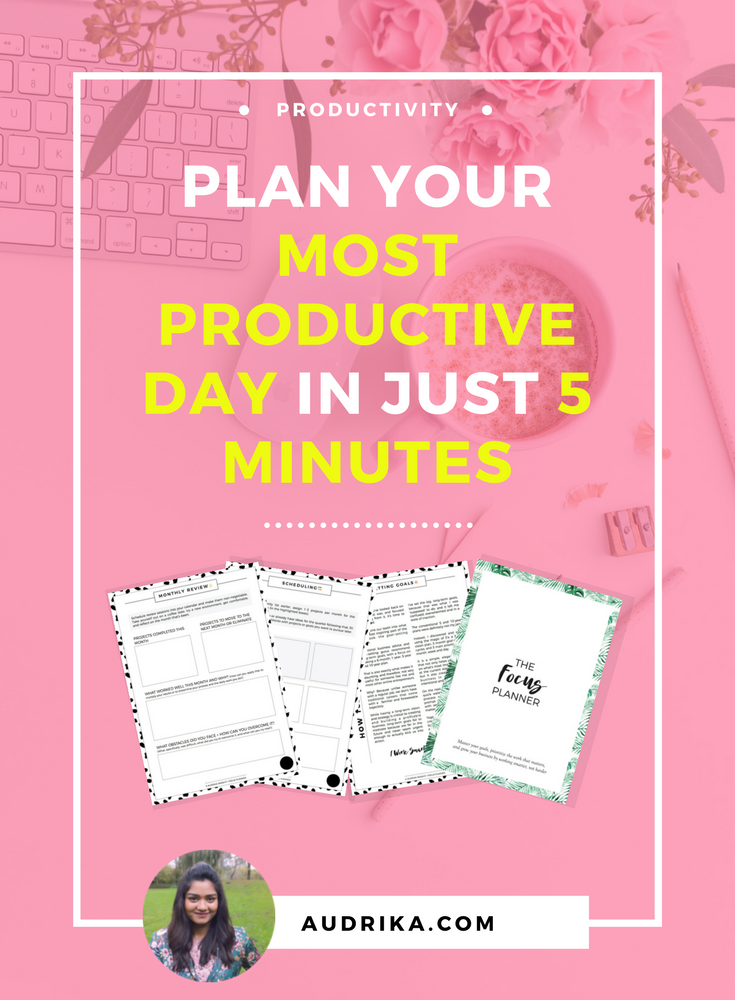 how to have the most productive day