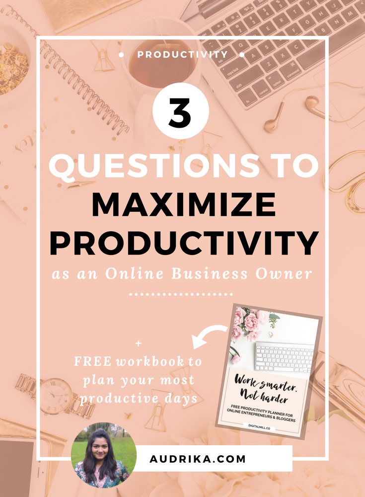 how to be productive and overcome procrastination