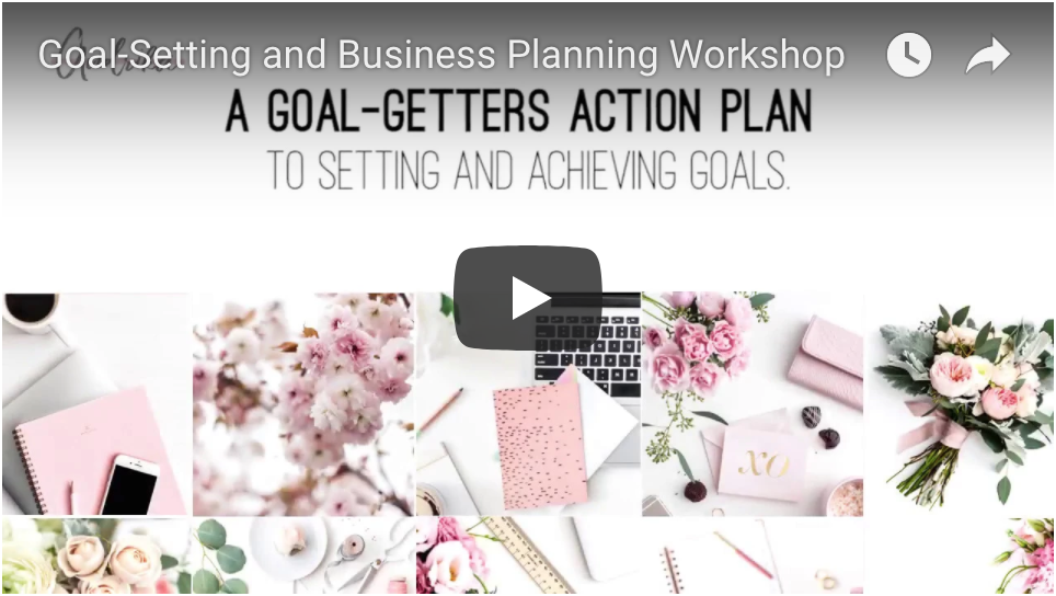 goal-setting-and-business-planning-workshop