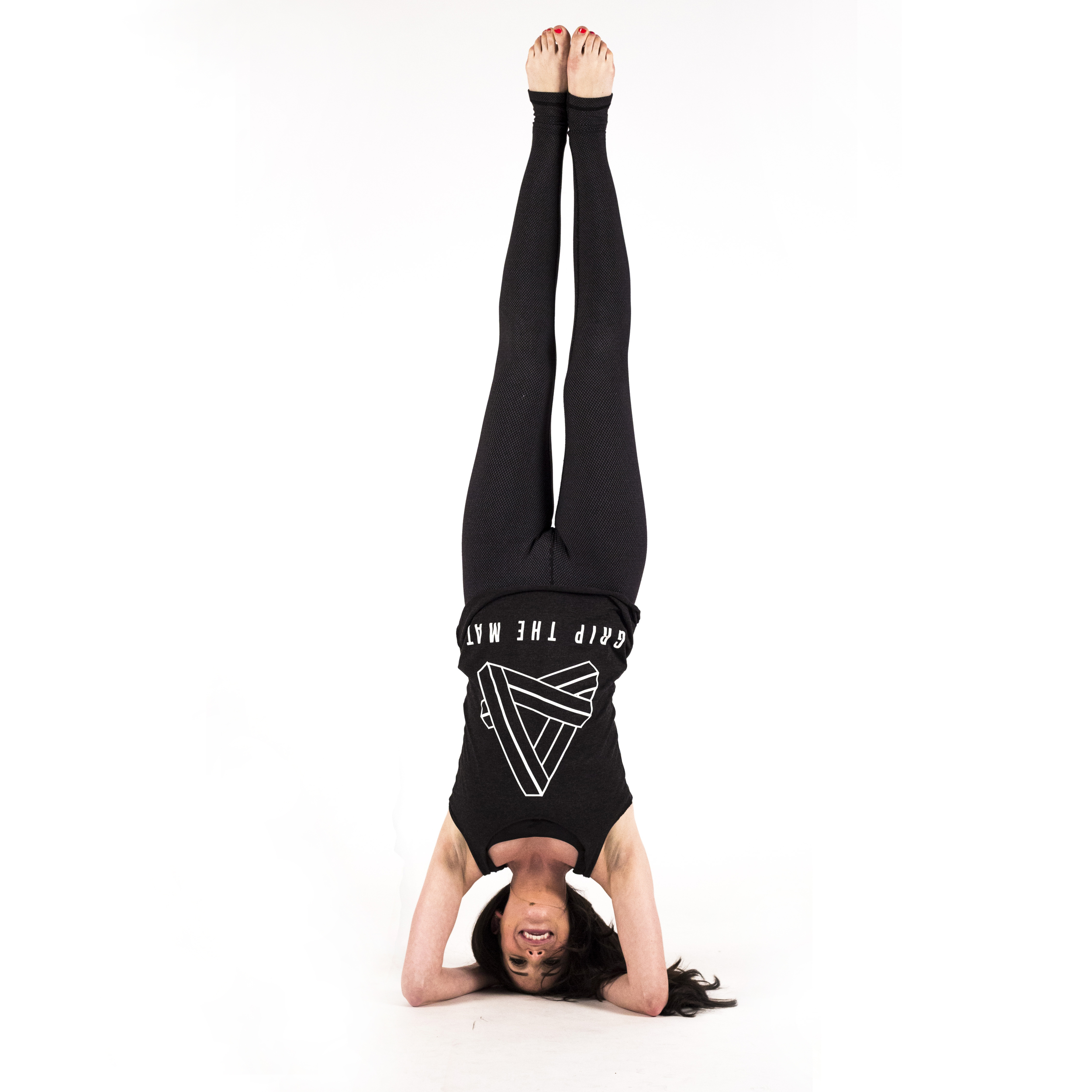 Grip the Mat - Carsen Zarin - certified yoga teacher in Washington DC