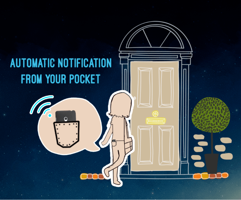 Safone - Automatic Notification From Your Pocket