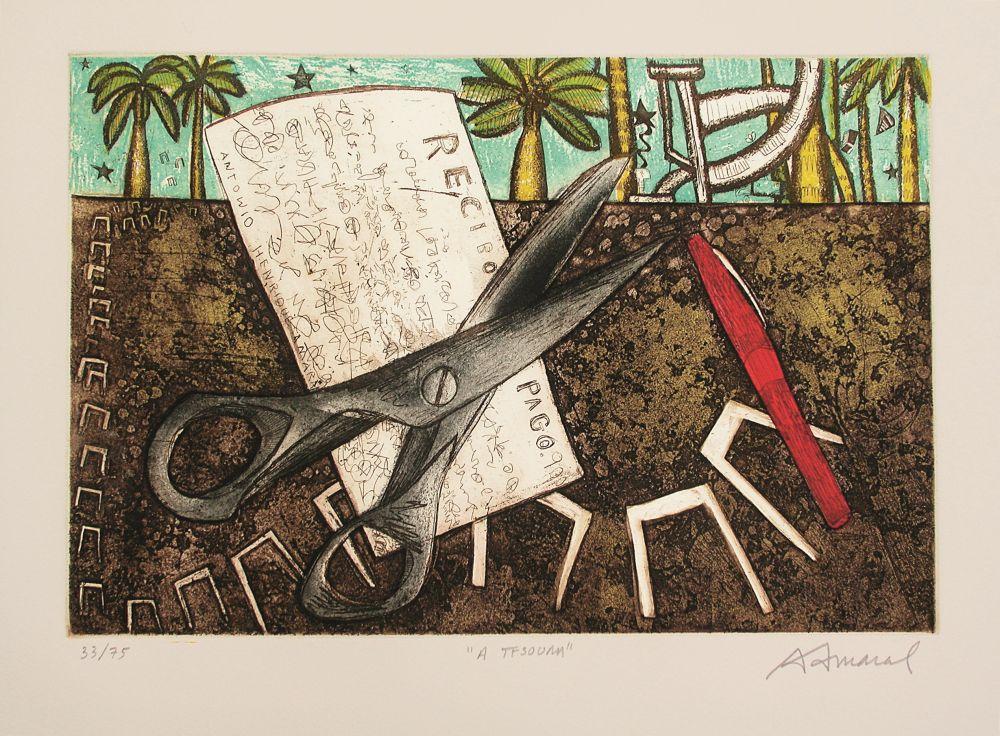 A Tesoura | The Scissors
