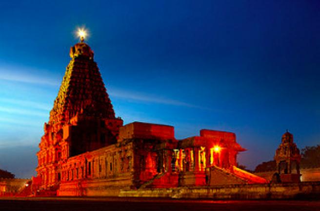 Brihadeeshwarar Temple, Thanjavur, Tamil Nadu