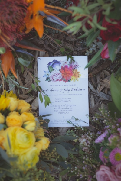 Invitation by  Precious Beast . Look closely and you'll see the rose from my logo. Thanks Jackie :)