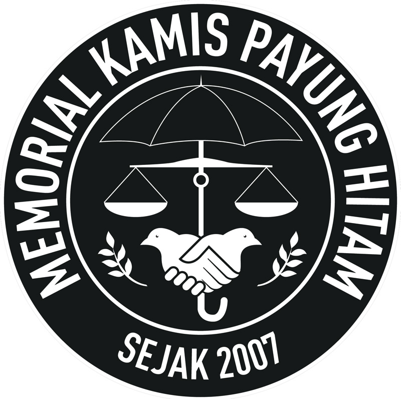 The Black Umbrella Thursday Memorial  : Logo Design