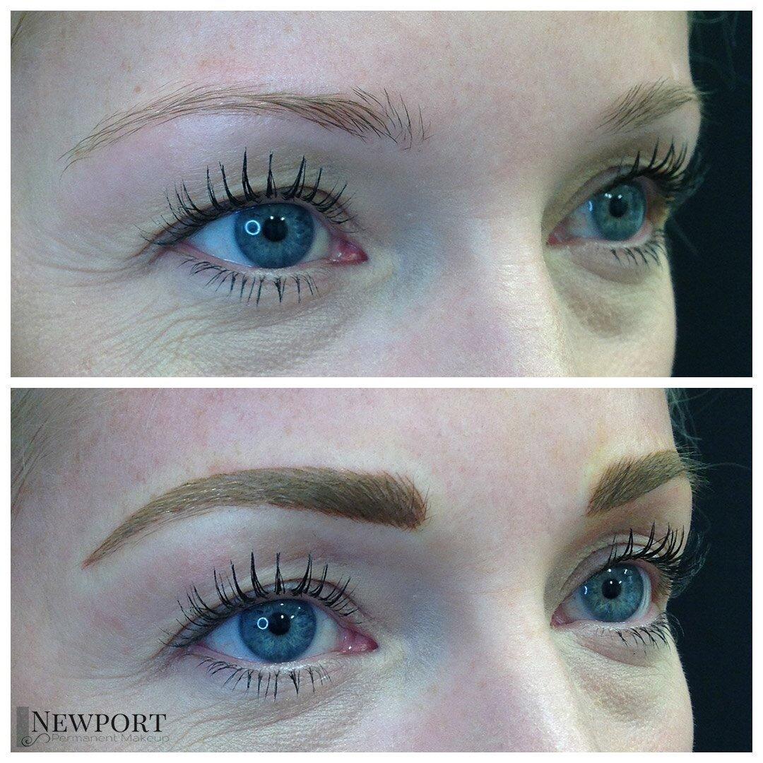 Eyebrows Newport Permanent Makeup