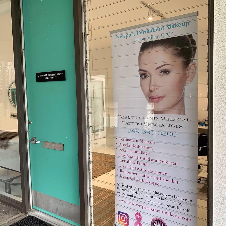 Contact Newport Permanent Makeup