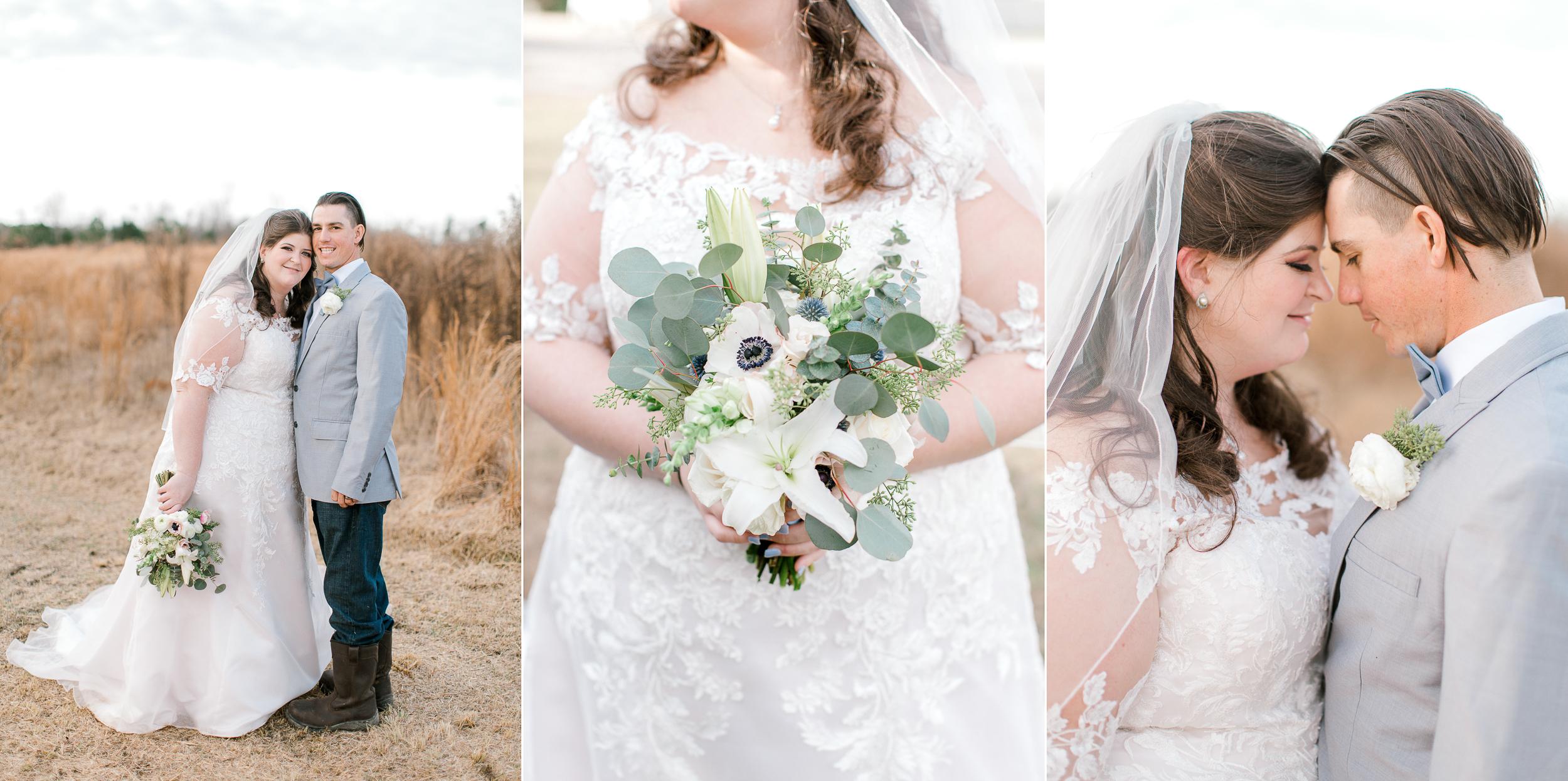 Jessica + Cody | Luckey Stables Wedding