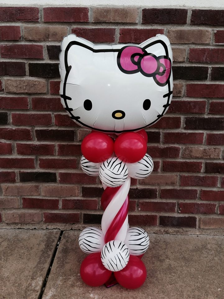 $19.99 Hello Kitty on a Pedestal