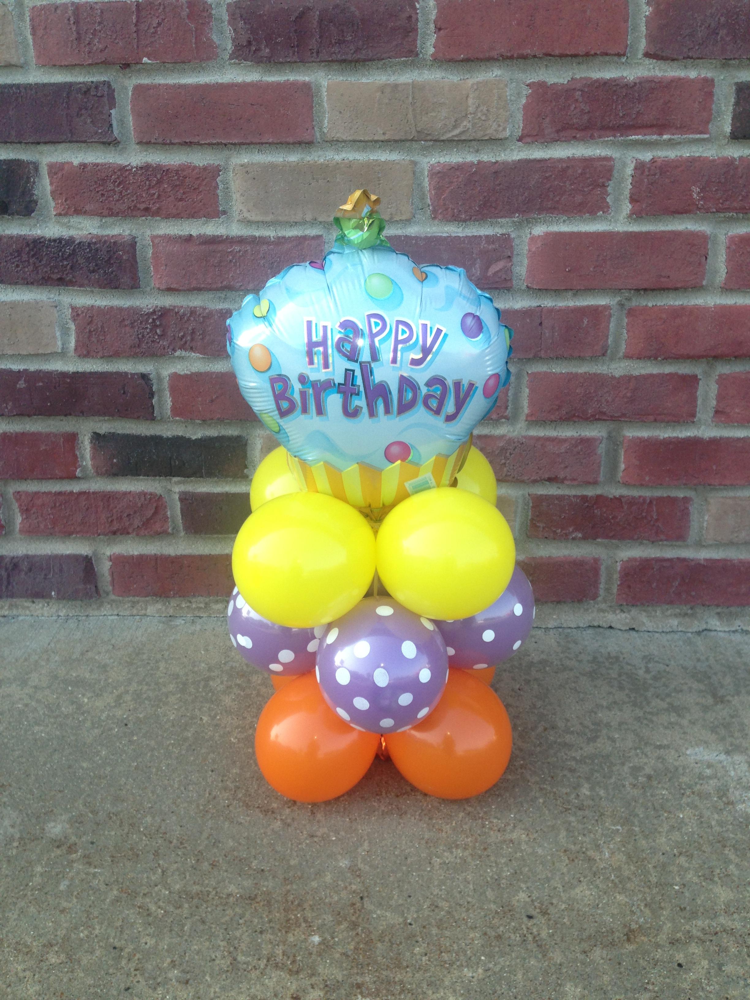 Table Top Cupcake Centerpc $11