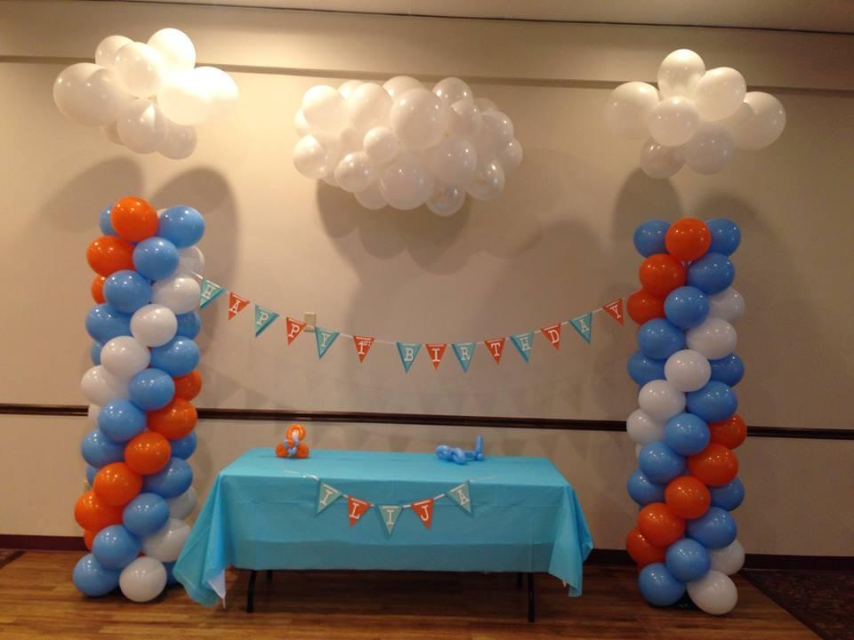 Disney Planes Party Balloons