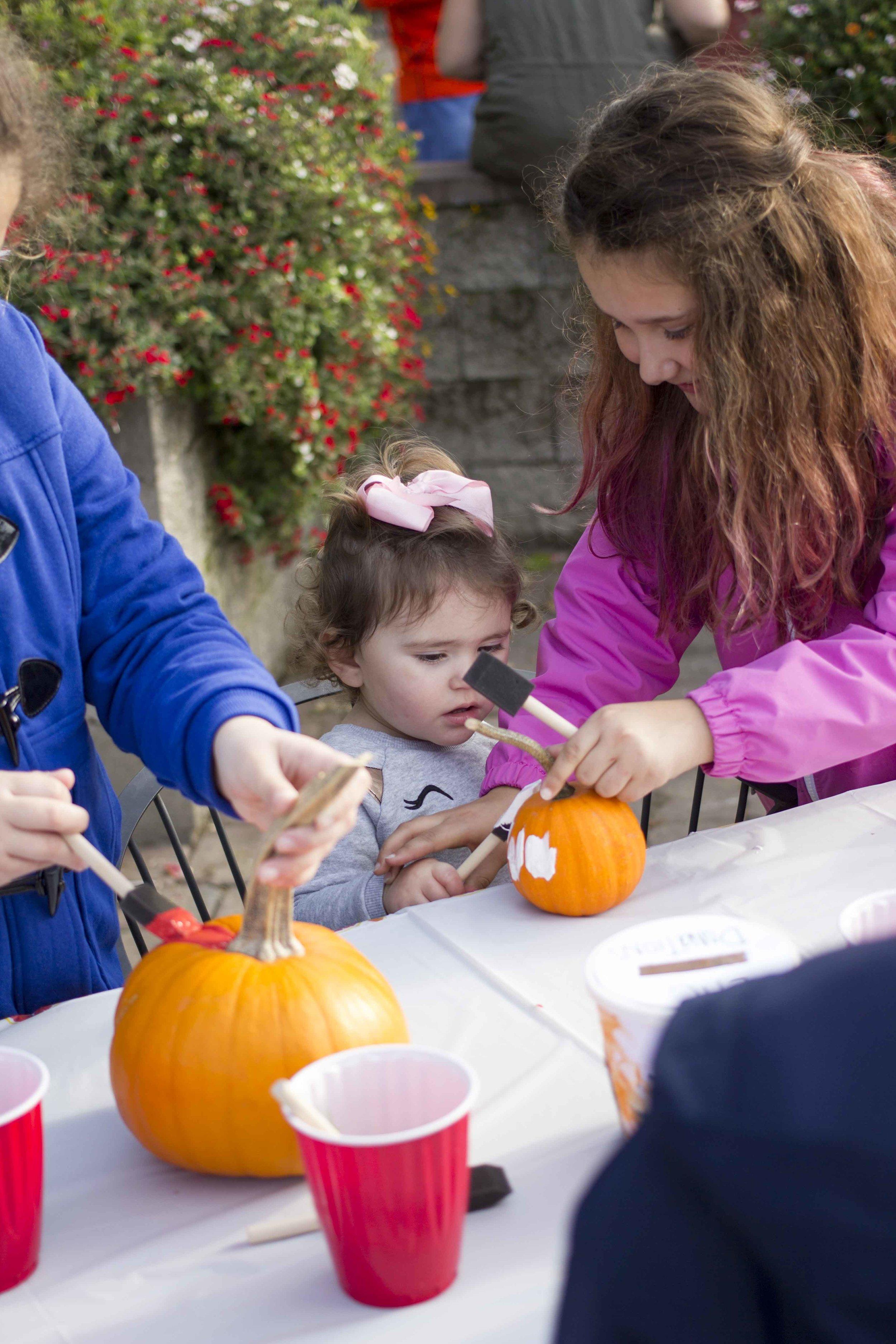 Oct 22 Pumpkin Party