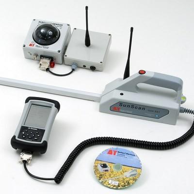 SunScan - LAI measurements