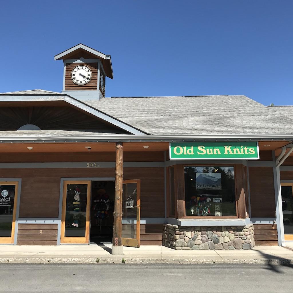 Old Sun Knits - Handmade in Whitefish, Montana