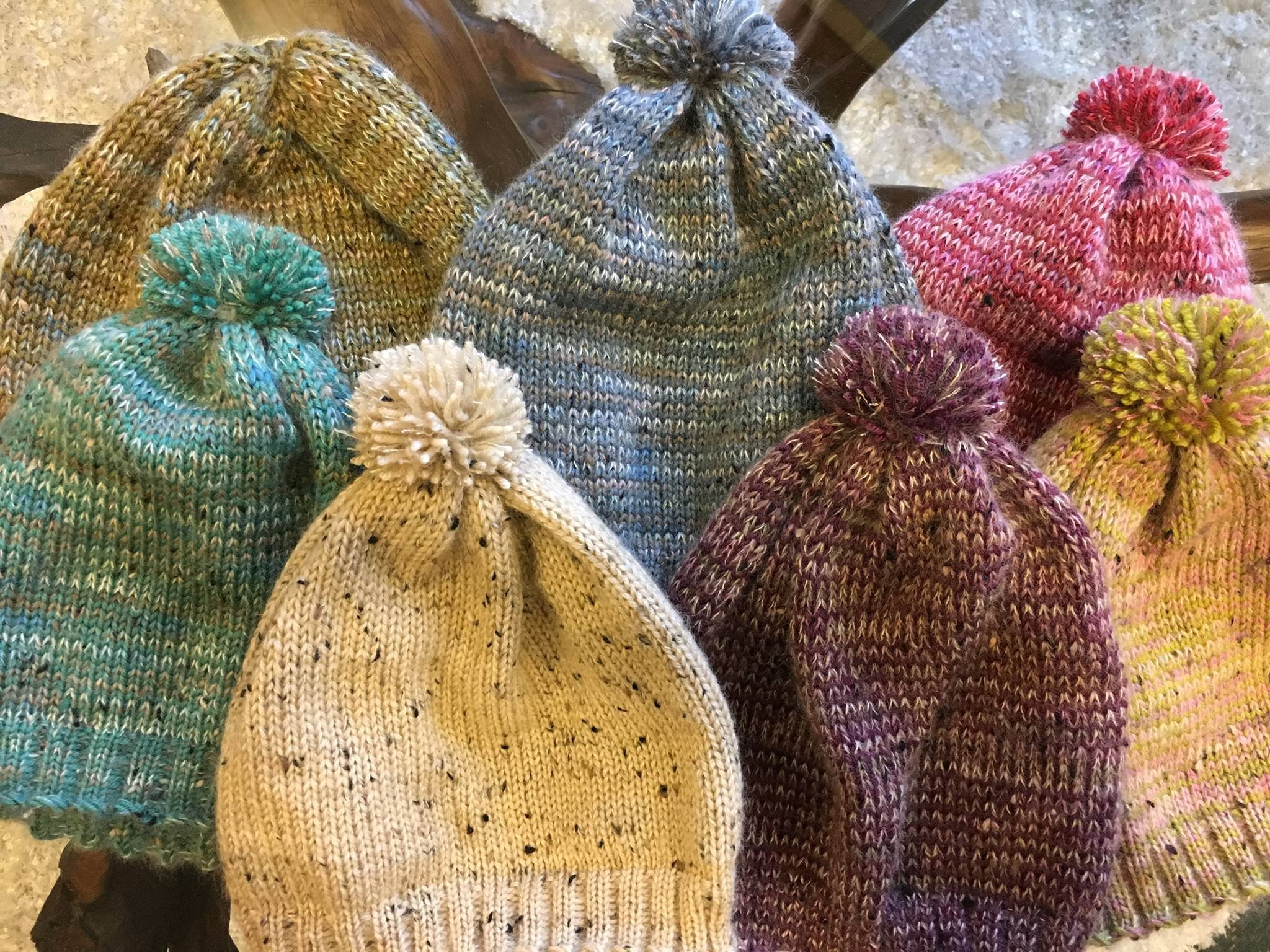 Mountain Made Hats