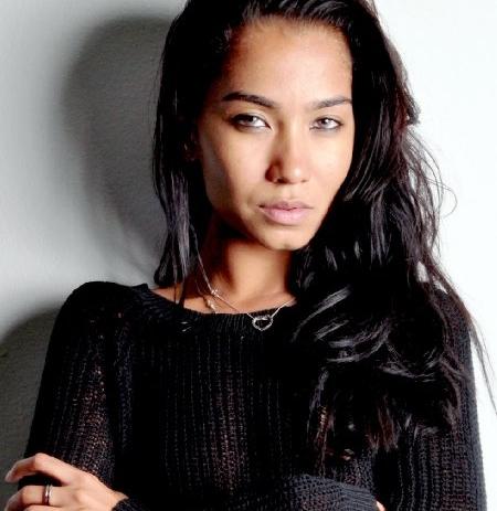 Angelique Pereira as Angel     IMDb