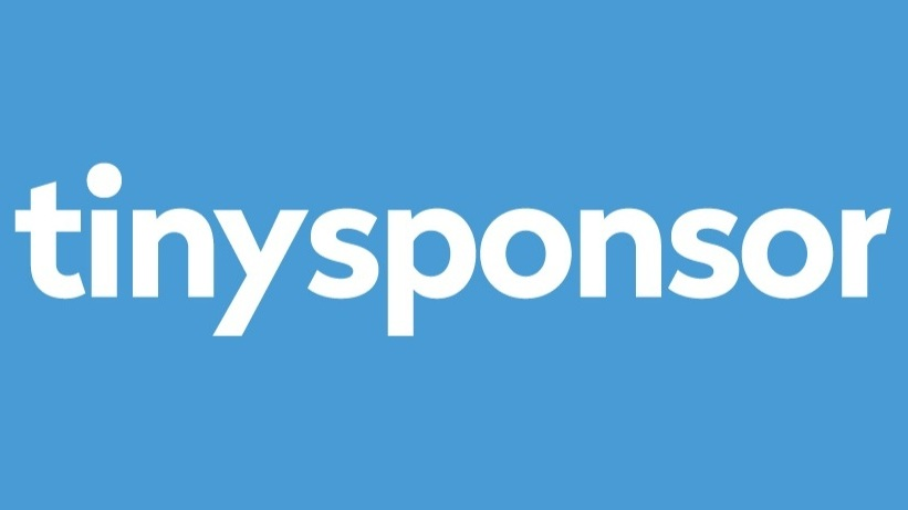 Tinysponsor's online sponsorship marketplace, connecting brands and advertisers with social media influencers, with live pragmatic ready to purchase sponsorship inventory