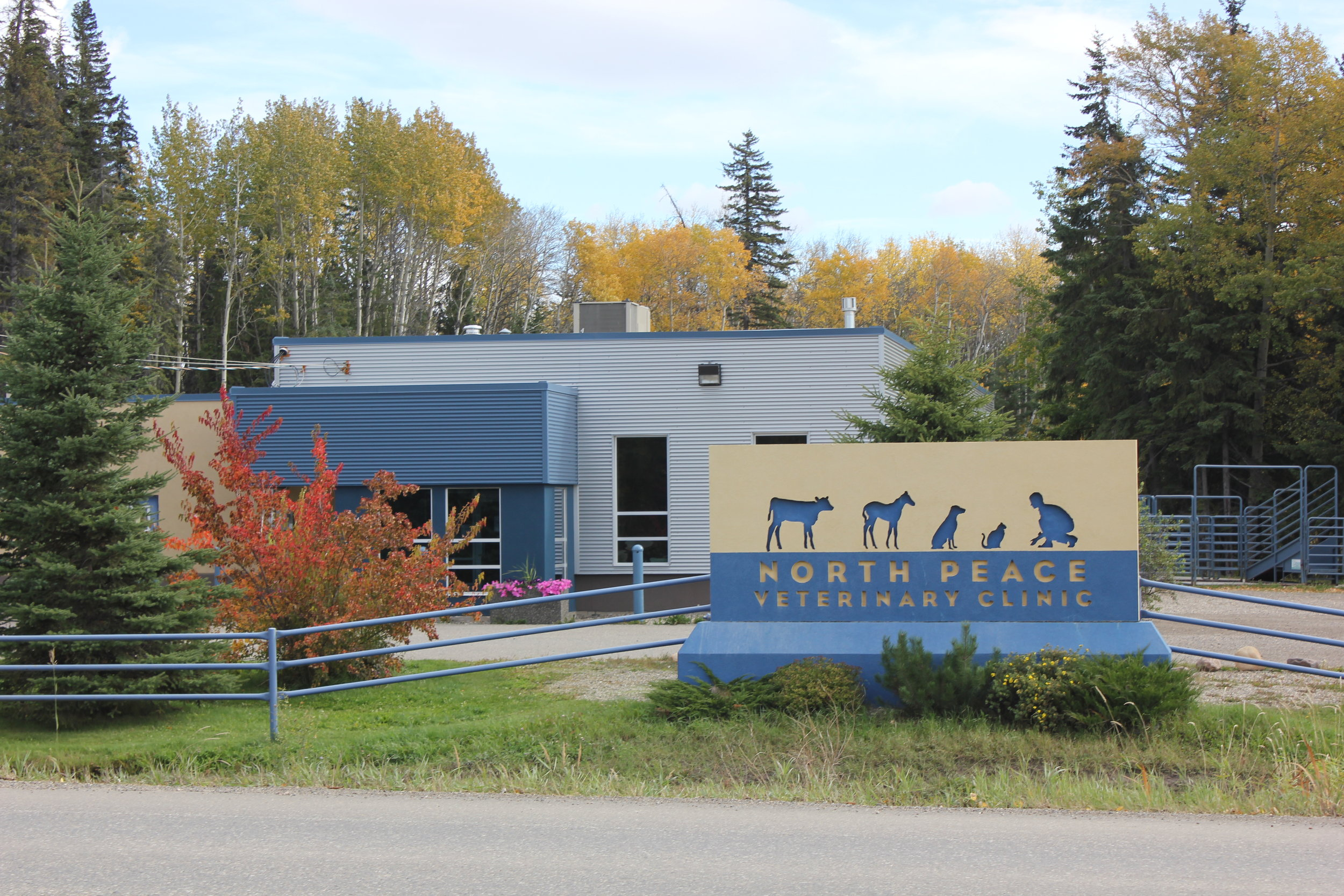 North Peace Veterinary Clinic