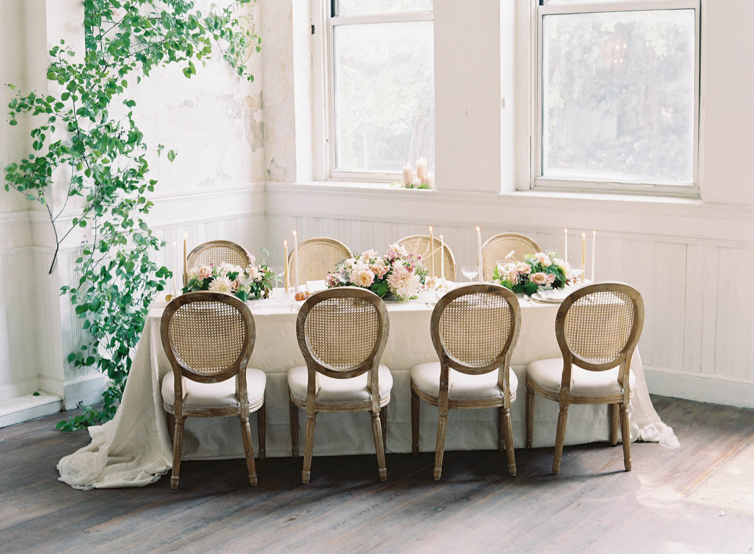 Blossom and Vine Sophie Felts Washington DC Wedding Flowers Florist
