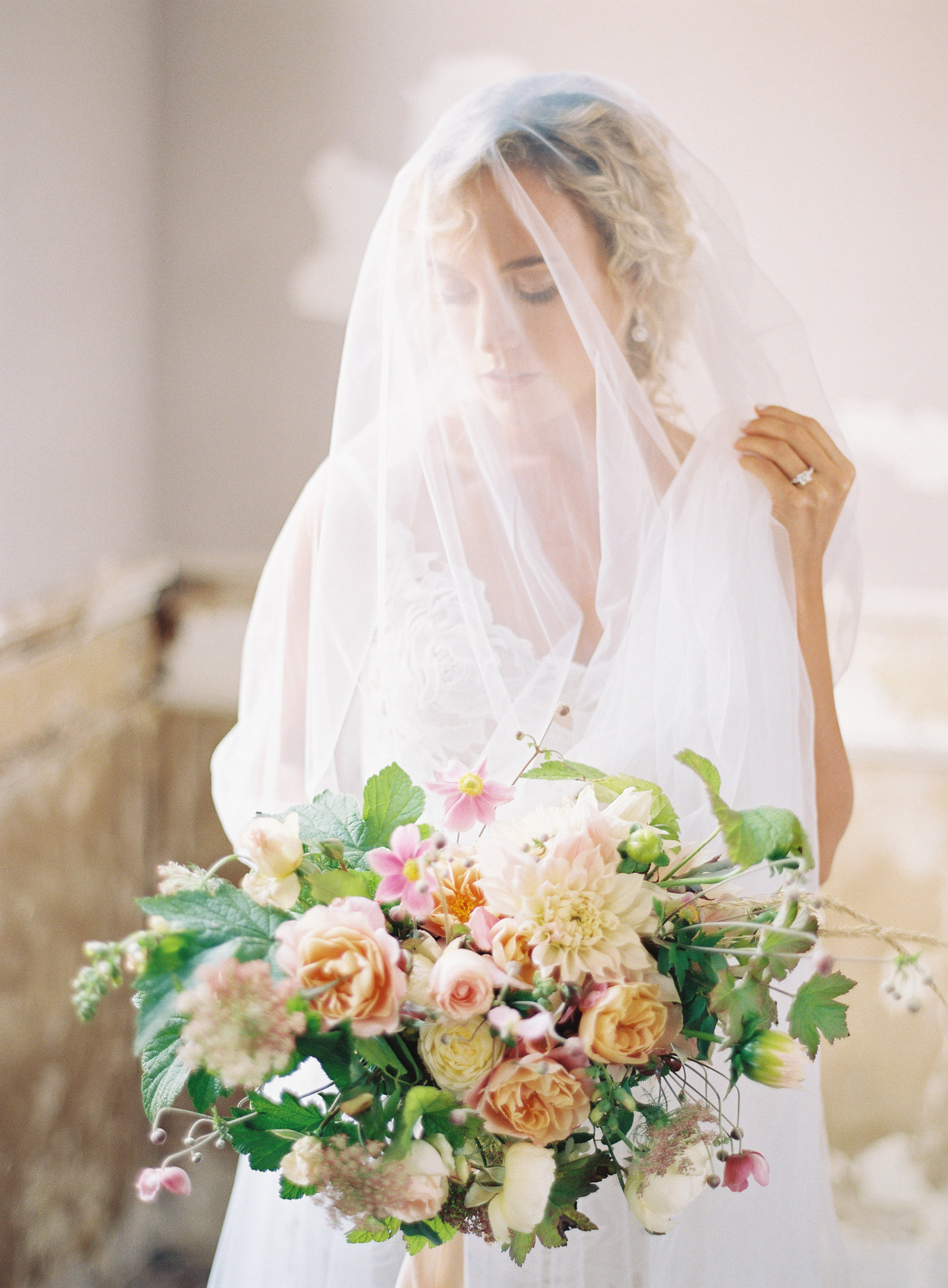 Industrial Romantic - forBaltimore Bride