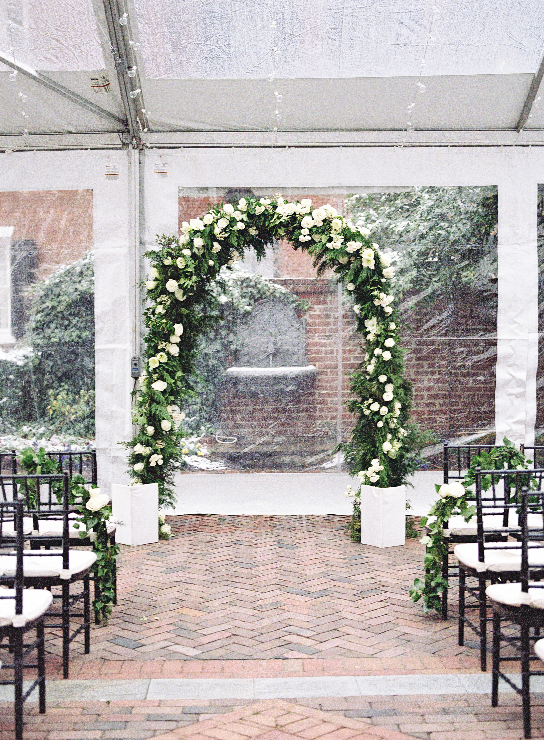 Sophie Felts Floral Design | Decatur House