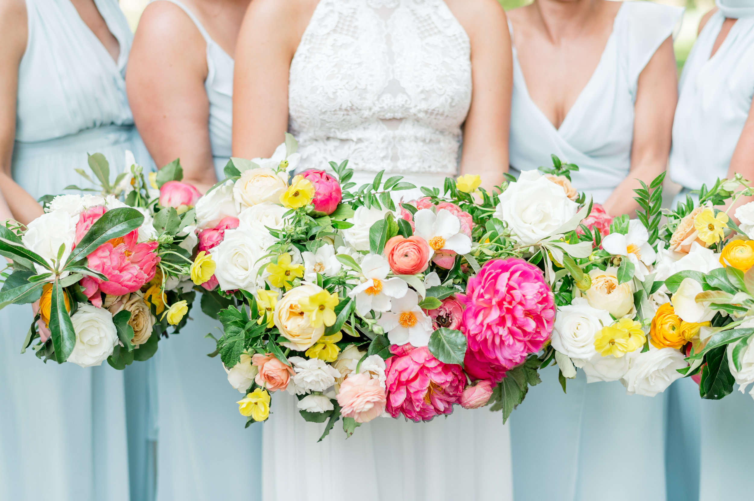 Sophie Felts Floral Design | L + H at Brittland Manor | DC Wedding Florist | MD Wedding Florist
