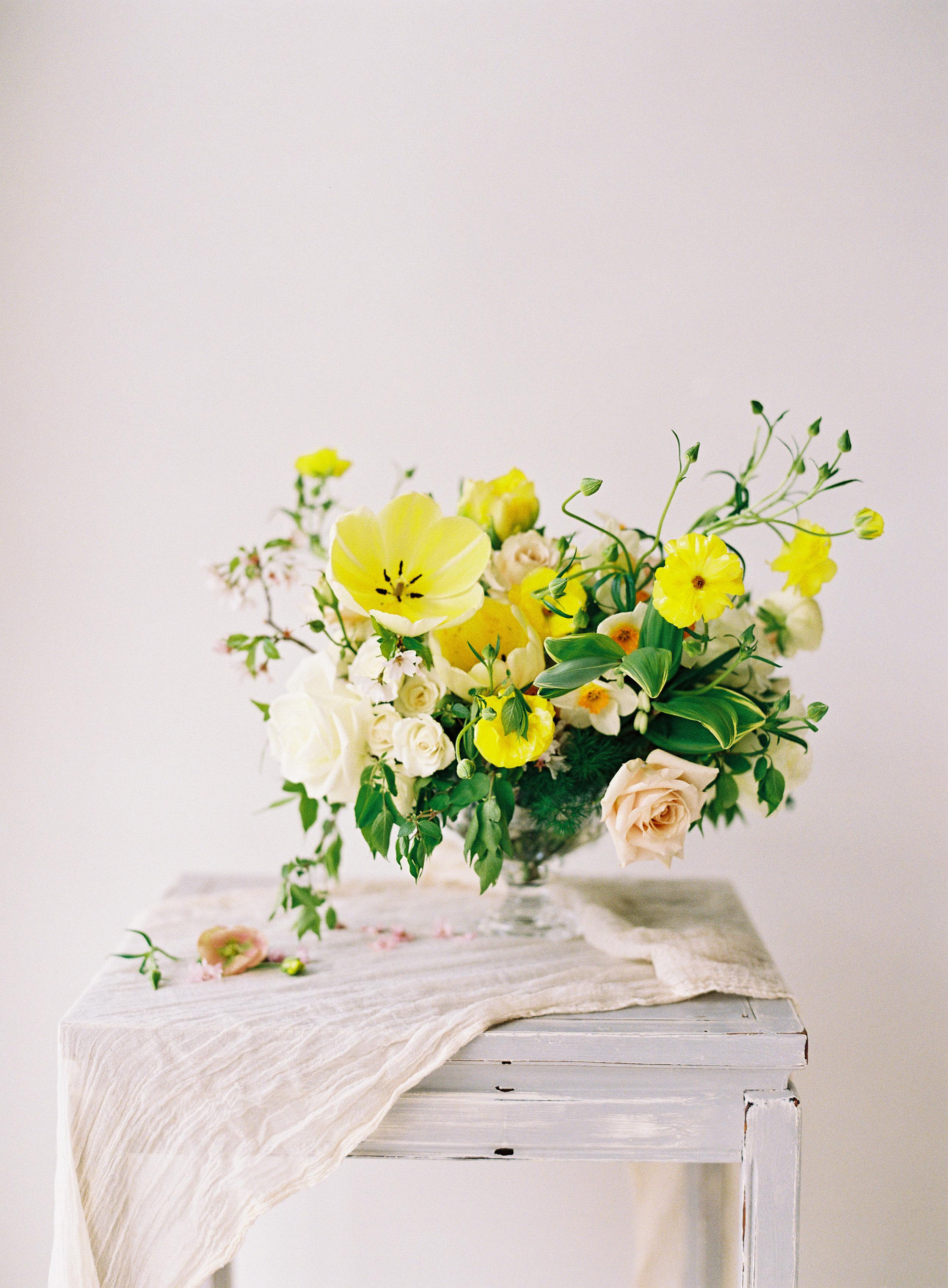 Sophie Felts Floral Design | DC Wedding Florist | Planners Affair | Prism