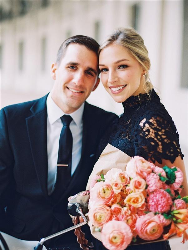 Nicole-Matt-83.jpgN + M Engagement Shoot | DC Wedding Florist | Engaged | Sophie Felts Floral Design |