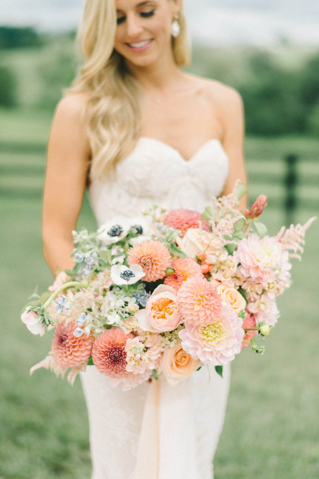 Sophie Felts Floral Design | A + Z at Shadow Creek | DC Wedding Florist