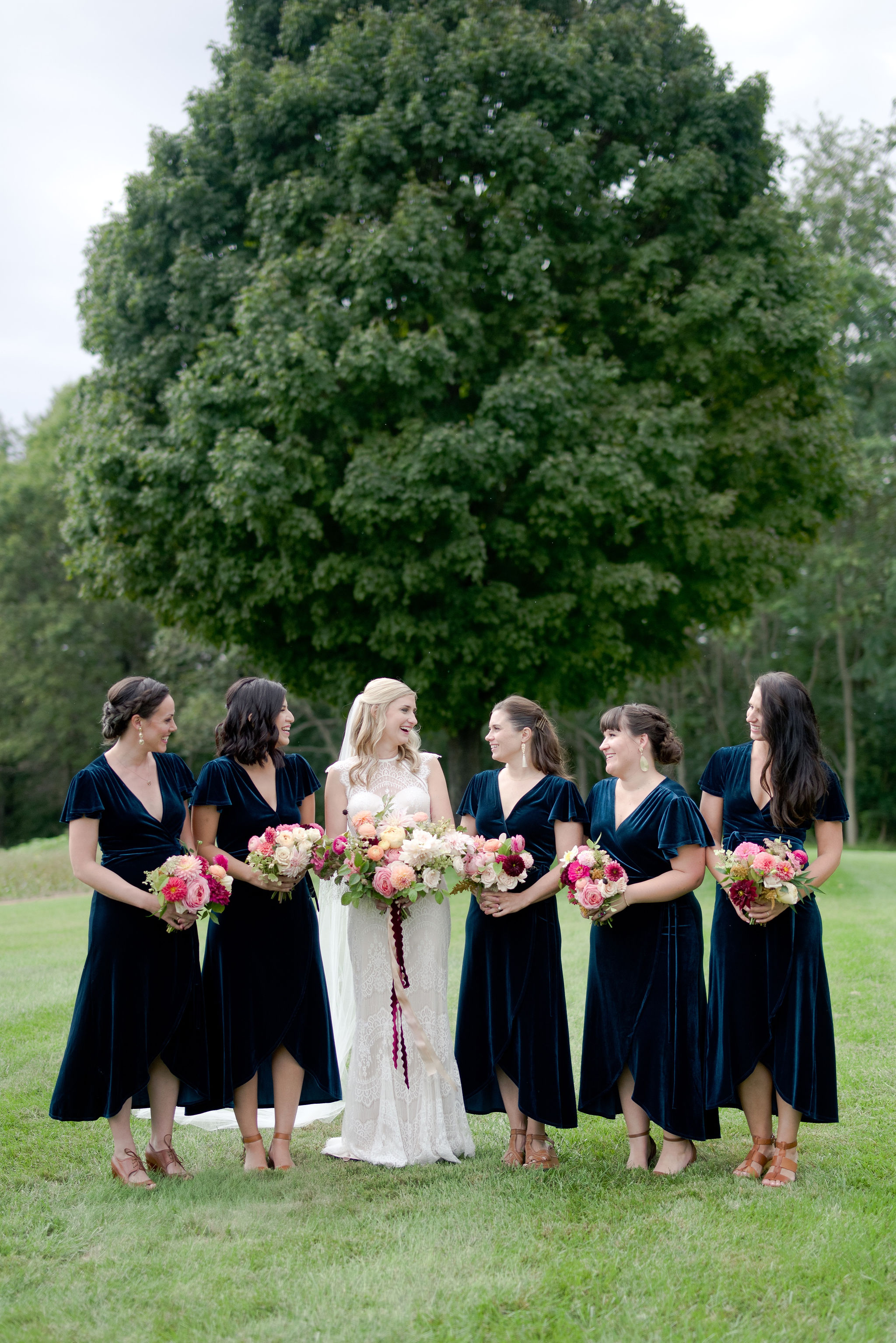 J+C at Private Residence | Fall Wedding | Sophie Felts Floral Design | DC Wedding Florist | MD Wedding Florist |