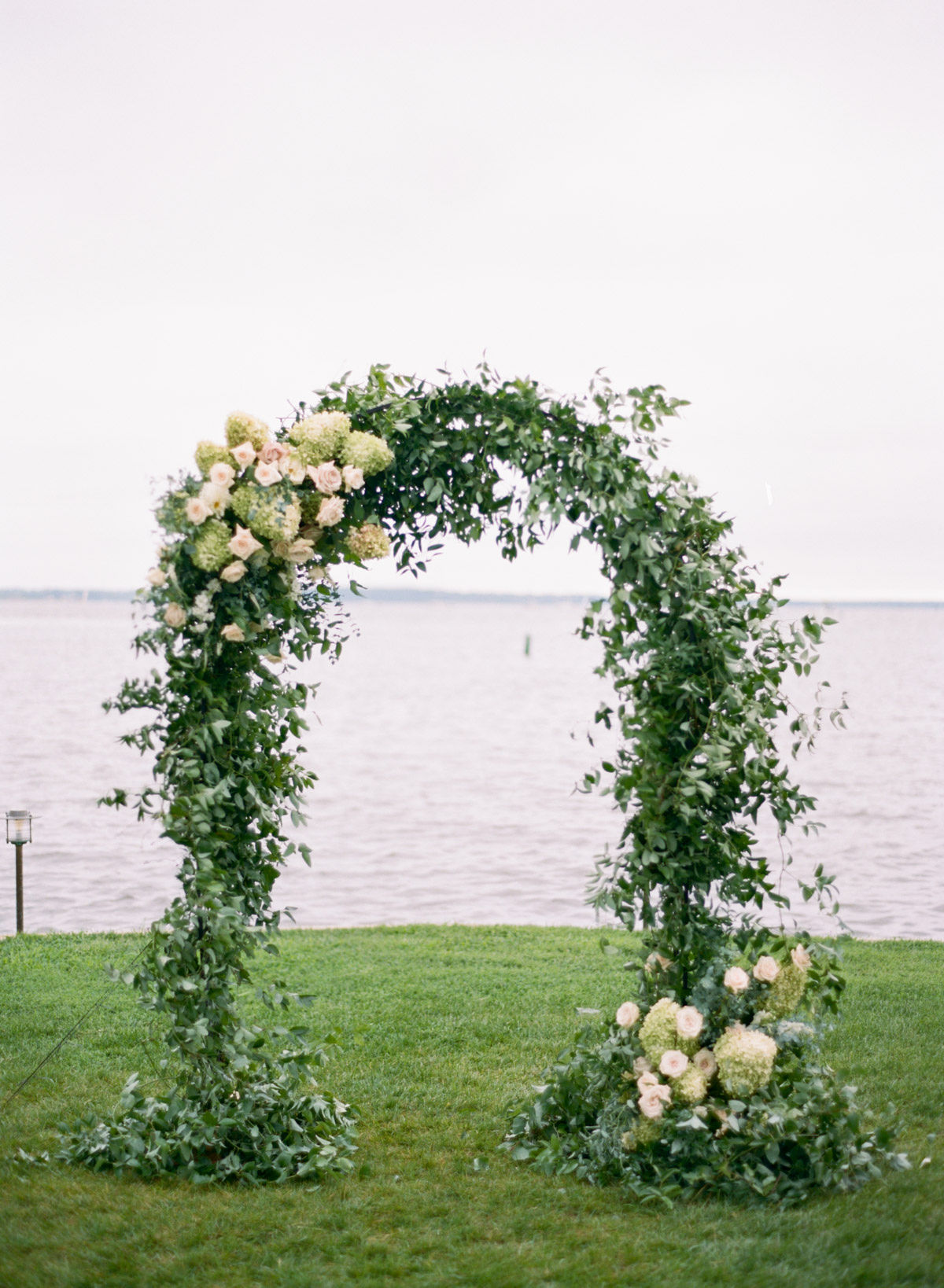 Sophie Felts Floral Design | E + A at the Inn at Perry Cabin | DC Wedding Florist | Eastern Shore Wedding Florist | Fall Wedding
