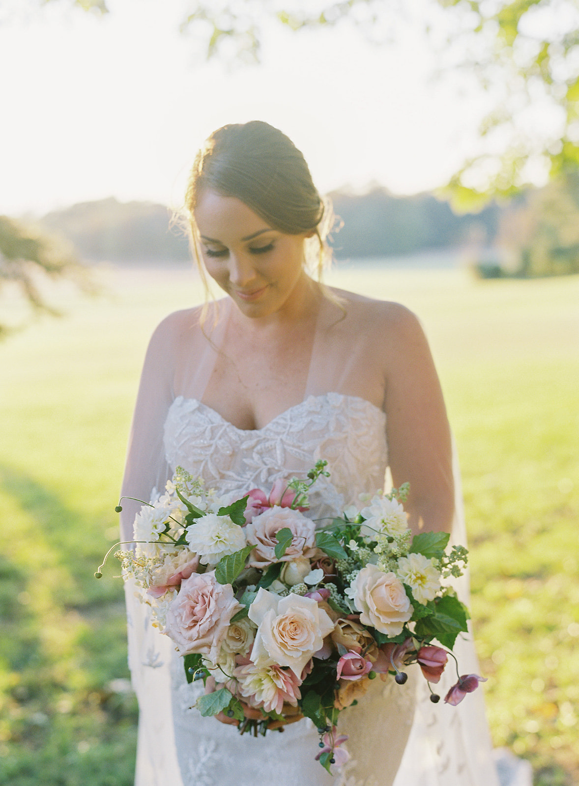 Sophie Felts Floral Design | C + M Brittland Manor | Fall Wedding | Jen Huang | DC Wedding Florist | Eastern Shore Wedding Florist |