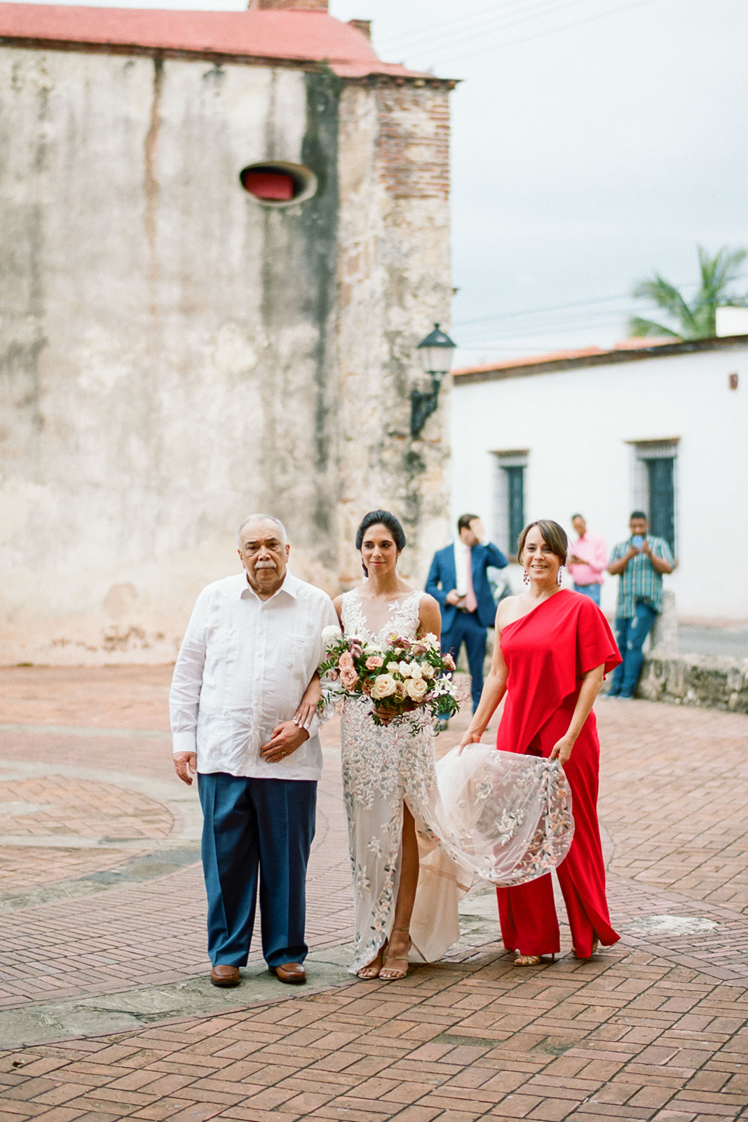 V + C Santo Domingo, Dominican Republic | DC Wedding Florist | Wedding Florist | Sophie Felts Floral Design