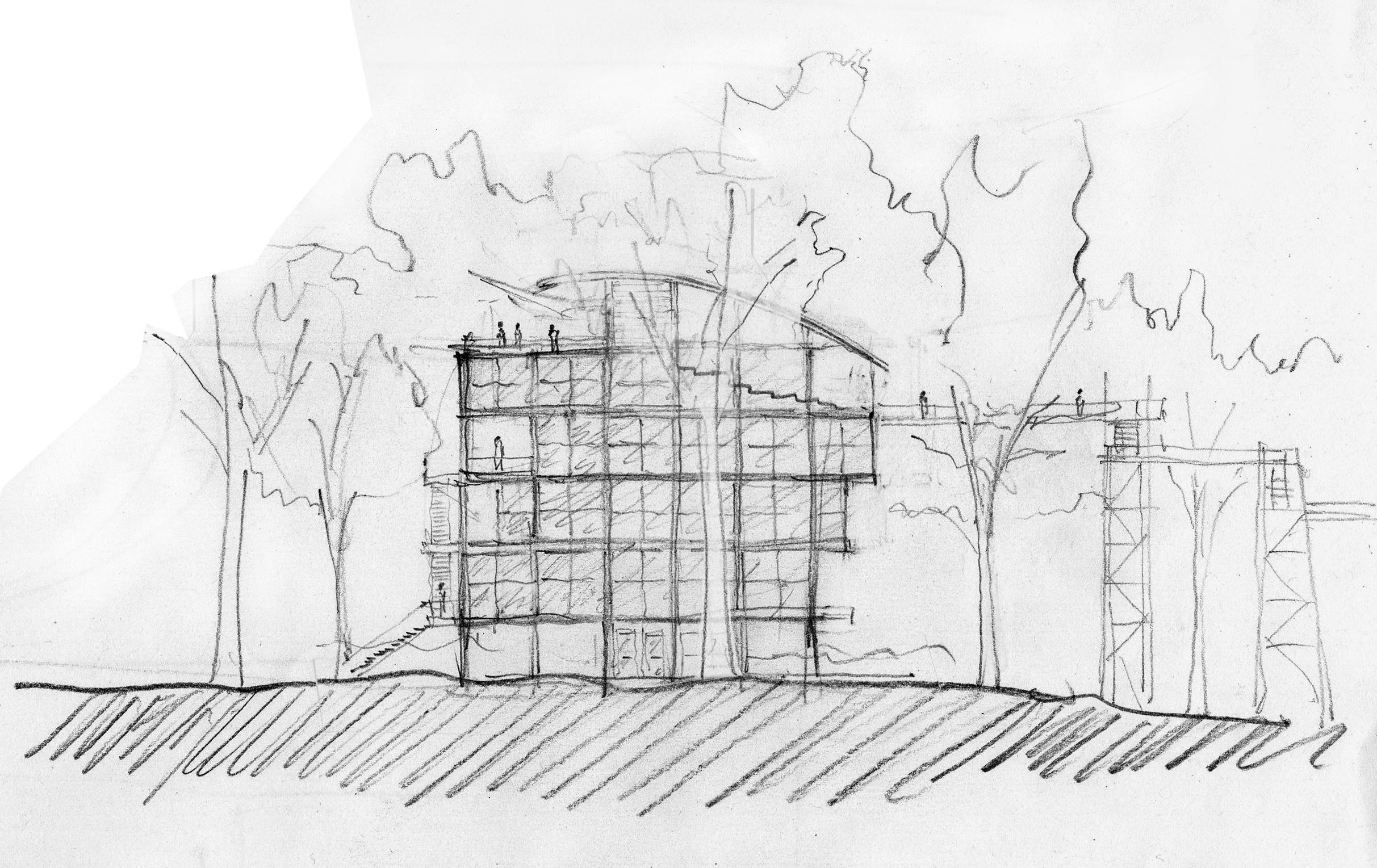 Kean Highlands Campus_Elevation sketch.jpg