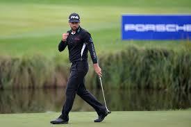 John Parry, Professional Golfer