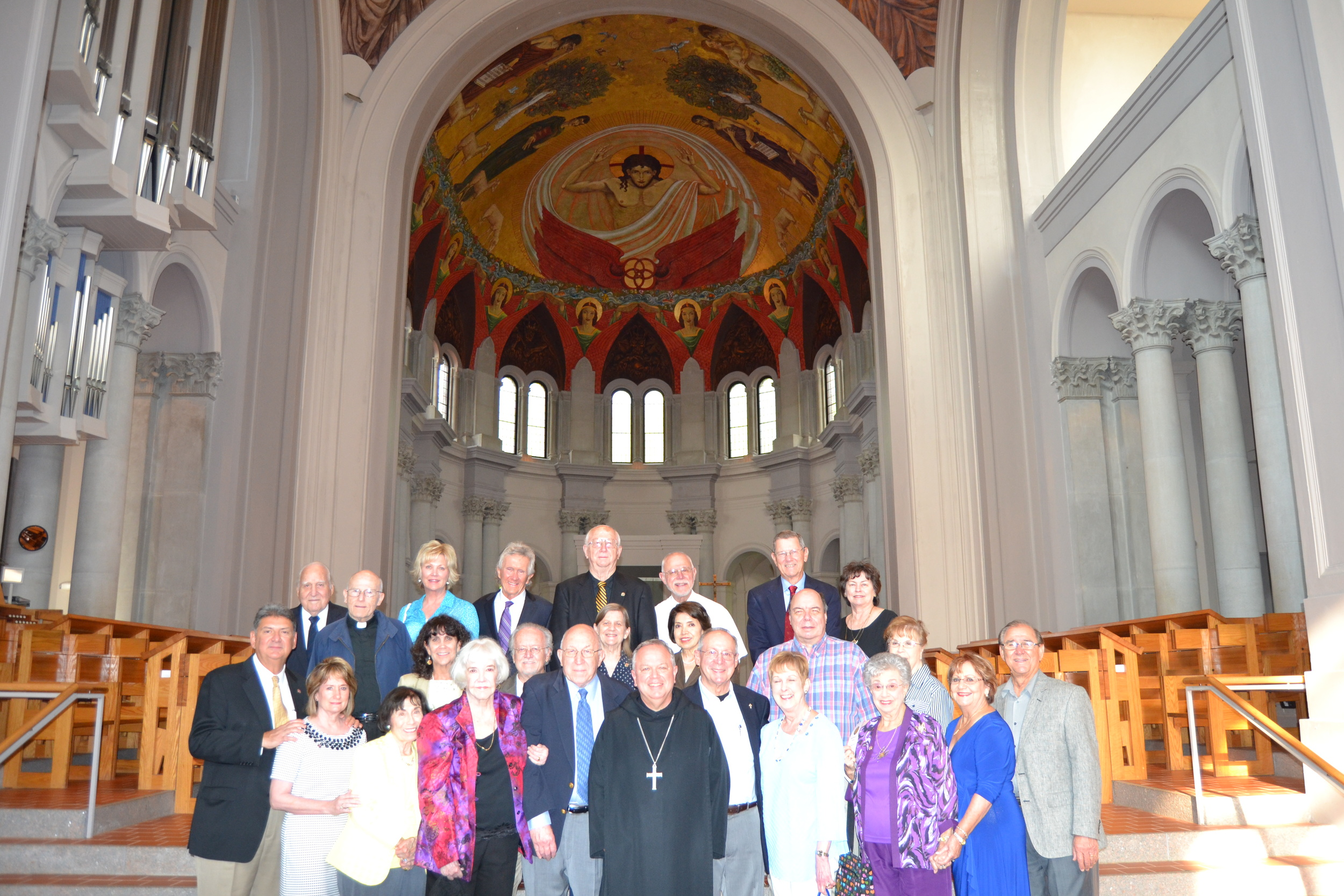 2015 Society of St. Benedict Celebration