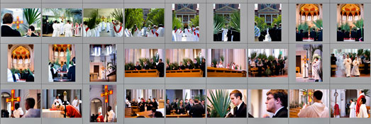 Images  - the Archive Project, seminary events, liturgical inspiration, and more