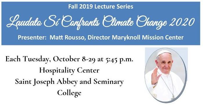 Each Tuesday, October 8-29 5_45 p.m. Hospitality Center Saint Joseph Abbey and Seminary College copy 2.jpg