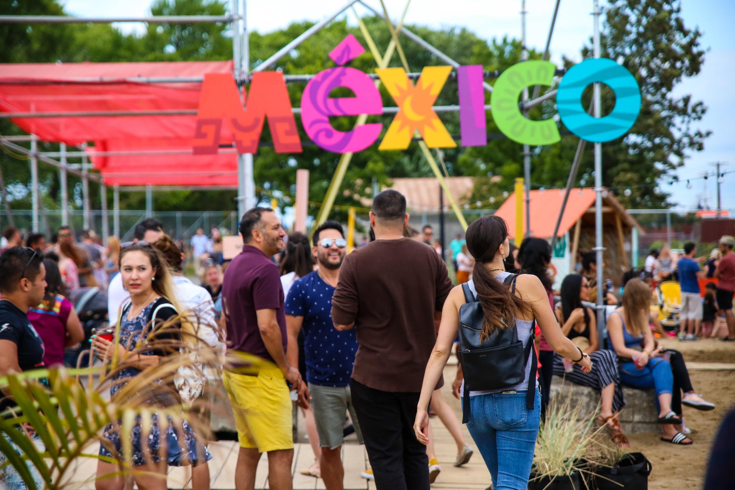Mexico au Pied-du-Courant - Photos: Marie-Ève Dion