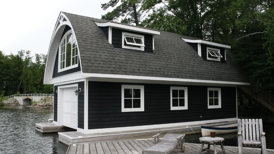 MORGAN BAY BOATHOUSE