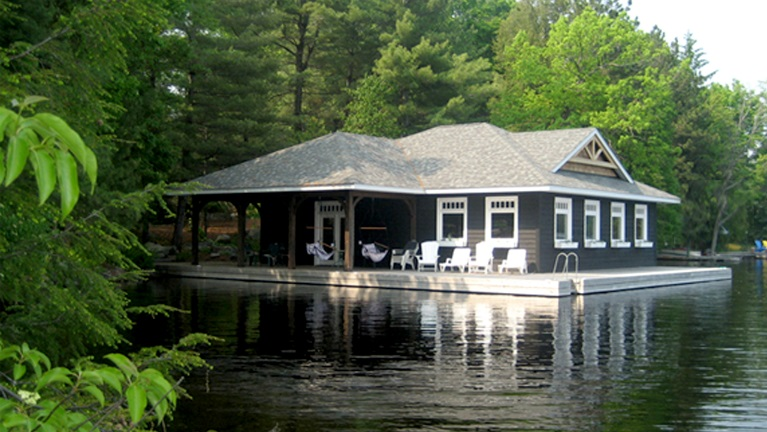 MACIVERS POINT BOATHOUSE