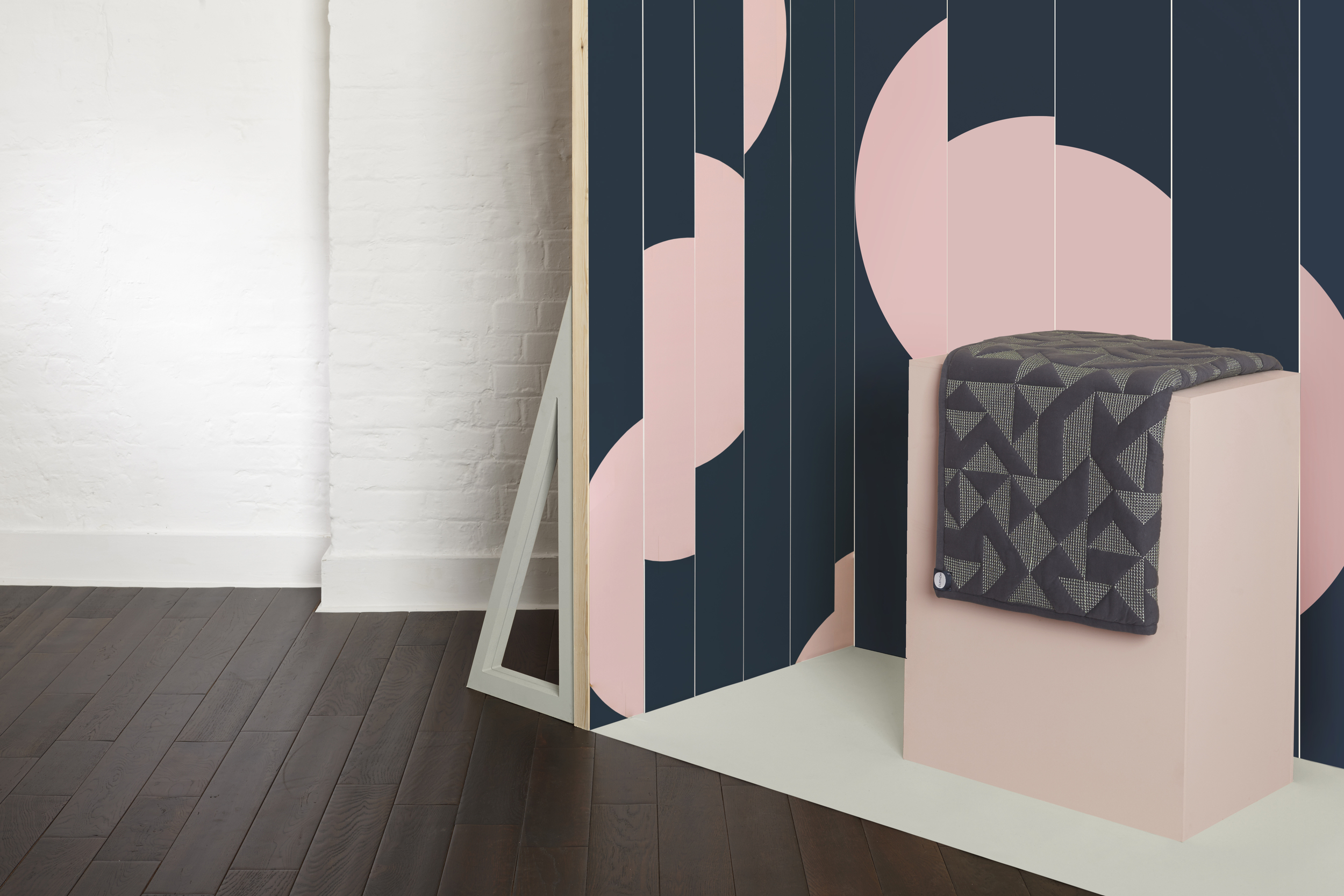 Offset Tape Raw wallpaper