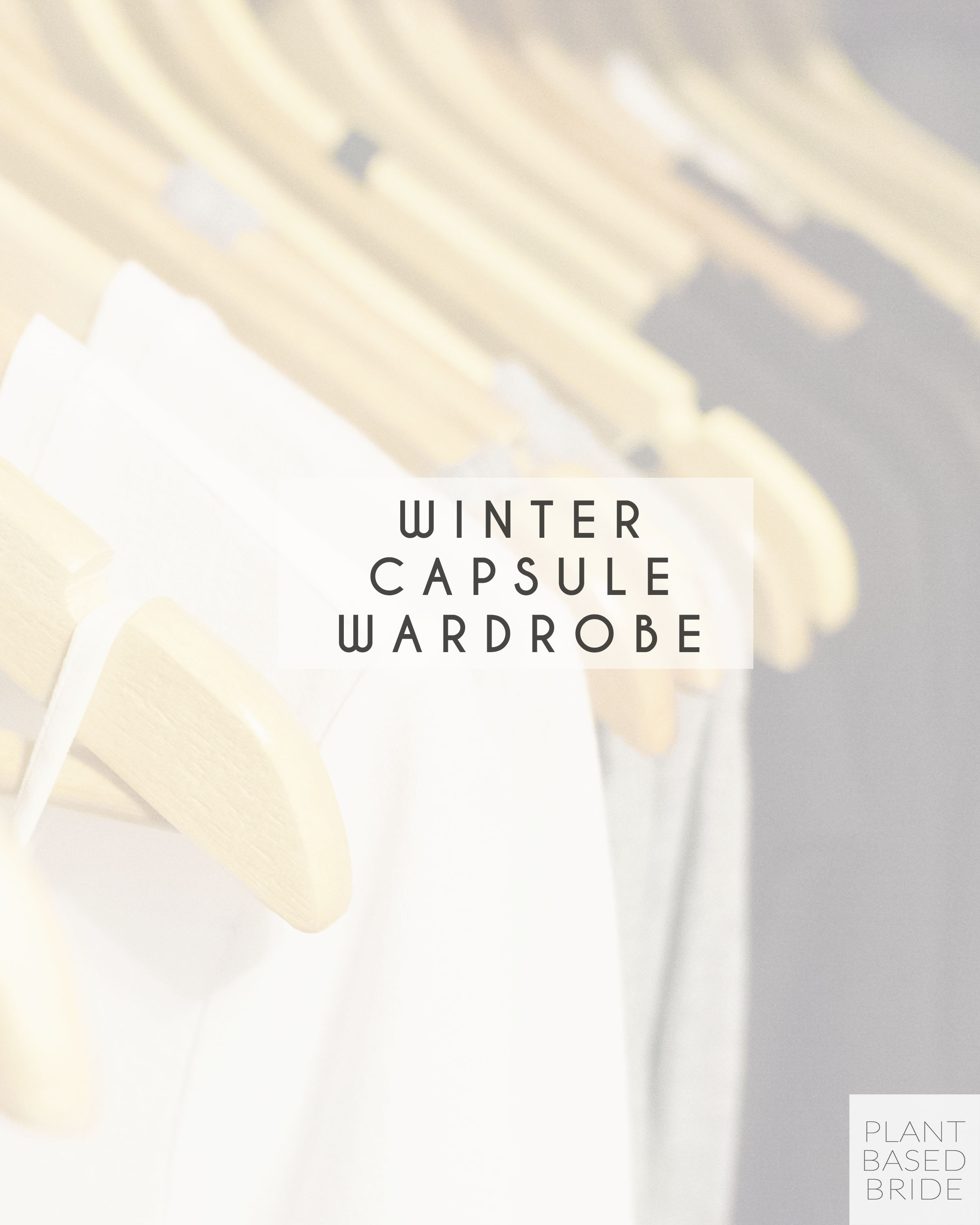 See my neutral winter capsule wardrobe for 2016 and check out my fall capsule recap!  Vegan and minimalist fashion <3
