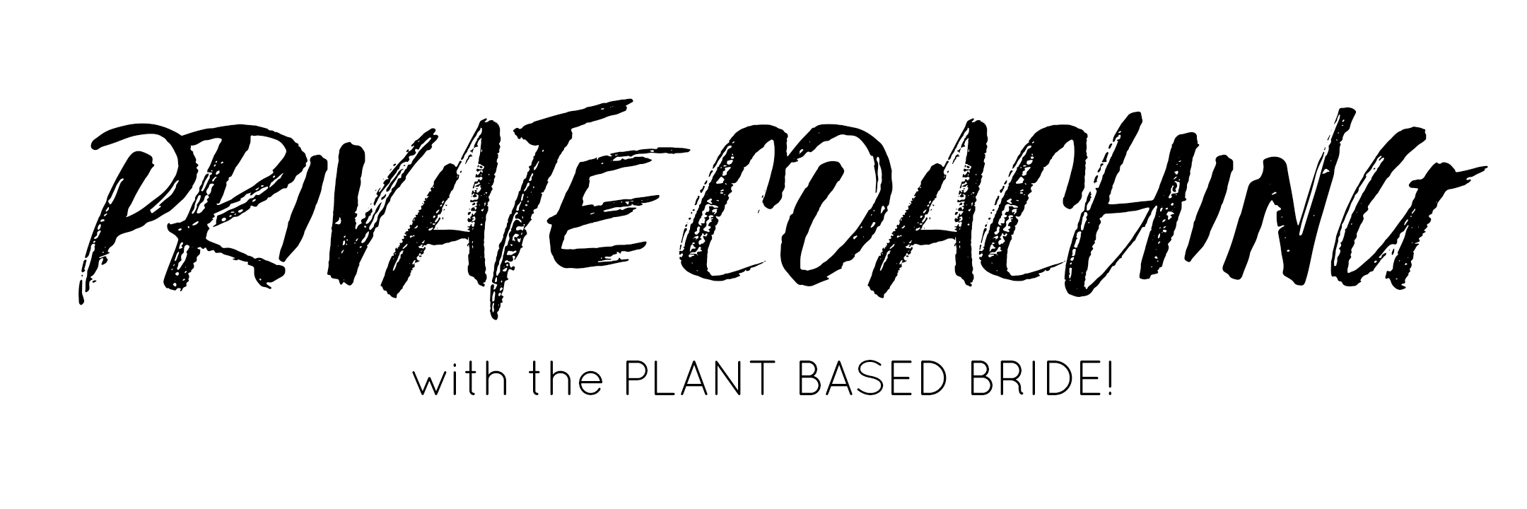 Need help with your plant based journey?  I'm here for you!