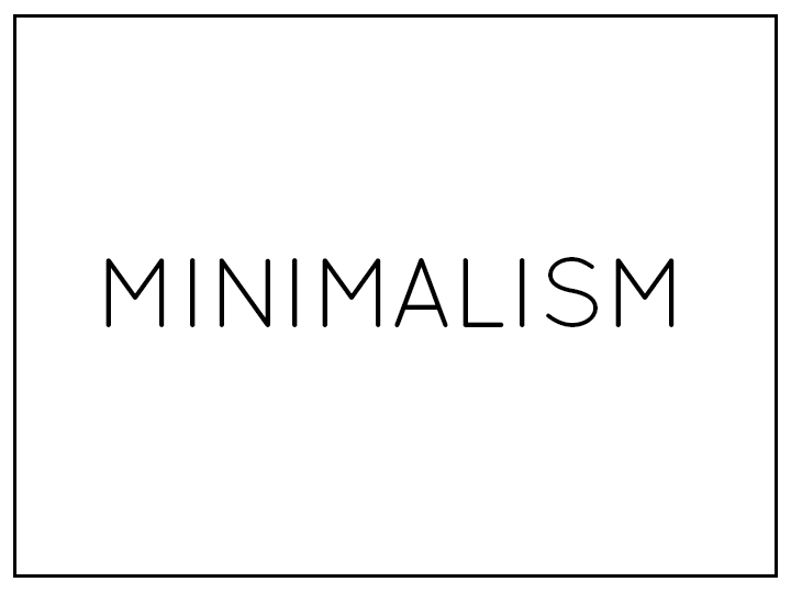 Minimalism // Plant Based Bride