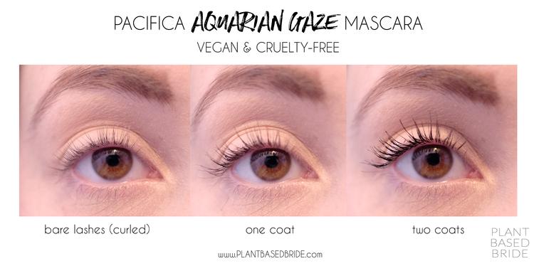07661c9046a Pacifica Aquarian Gaze Mascara Review // Plant Based Bride