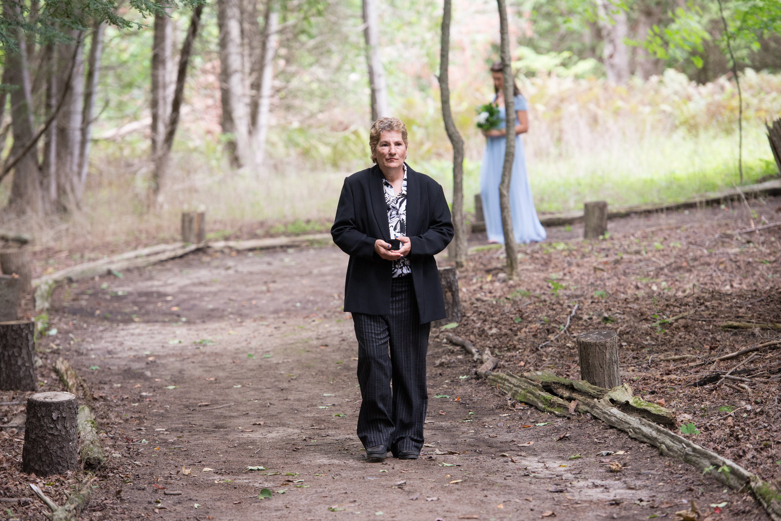 Here comes the ring bearer! // Wedding photos by Karmel Kreative // Plant Based Bride
