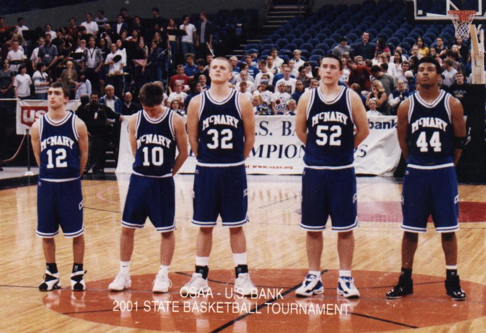Brian,Chad, Ryan, Jake, and Clark